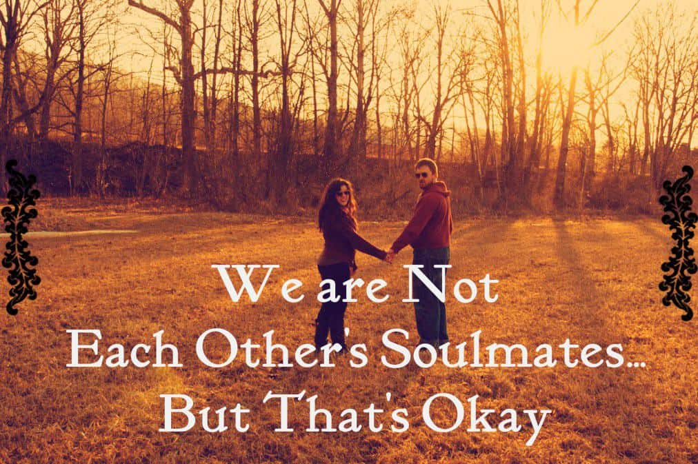 the soulmates myth - we are not soulmates header graphic