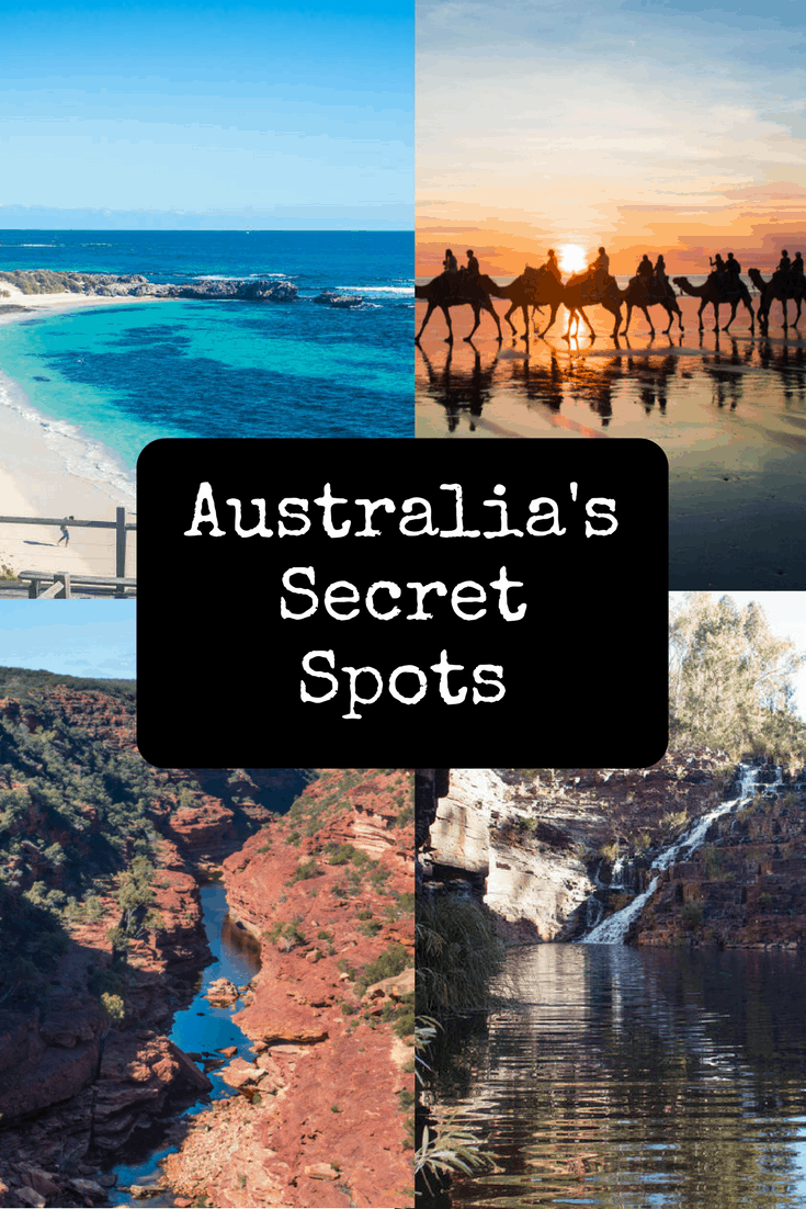 Australia is a glorious country with so much to see. If you're after something a little different, check out these hidden gems in Australia. #Australia #AustraliaTravel #AdventureTravel #Travel
