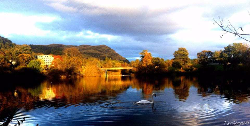 best things to do in Stirling - Stirling Uni loch