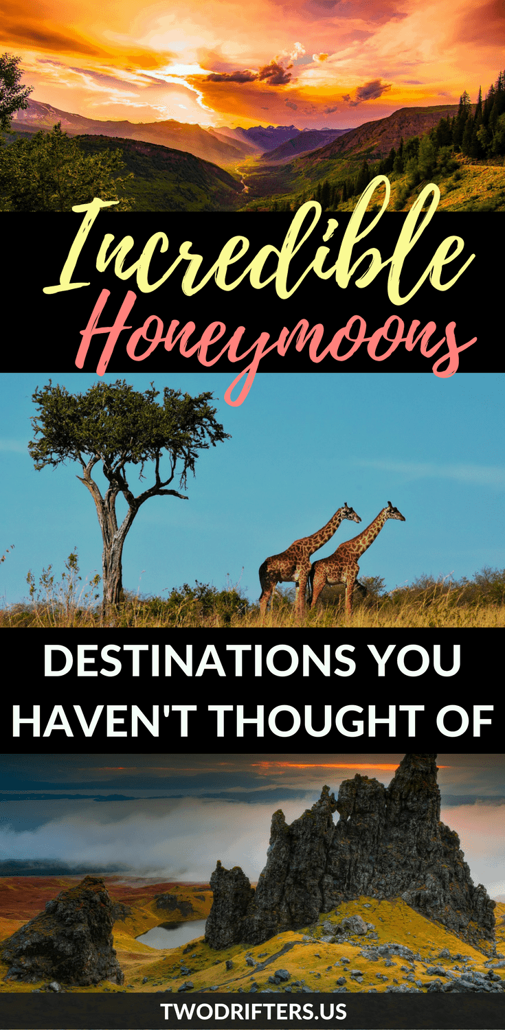 10 unique honeymoon destinations for Unique honeymoon destinations usa