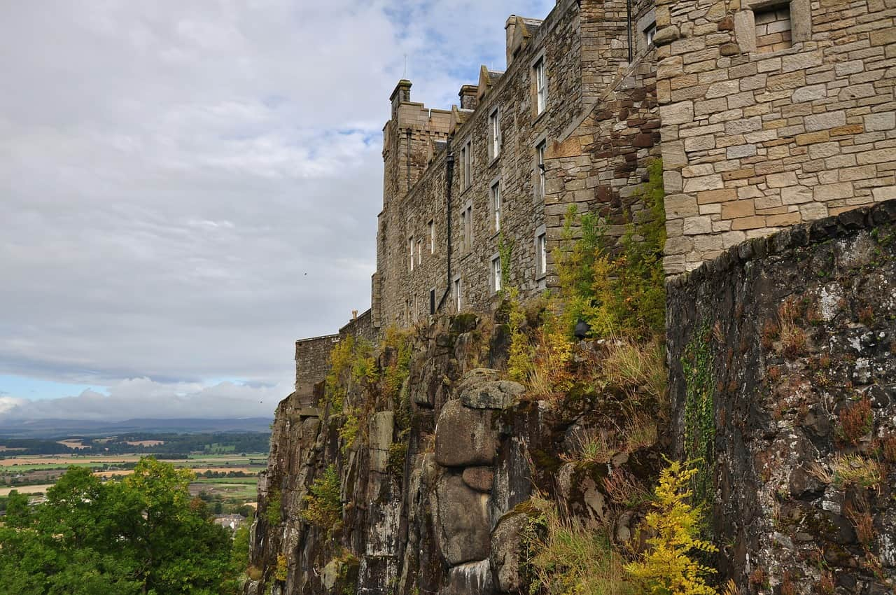 things to do in Stirling - Stirling Castle