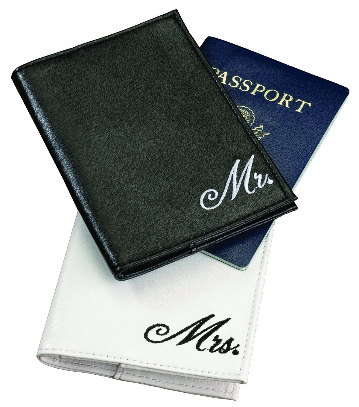 passport covers | wedding gifts for travel couples