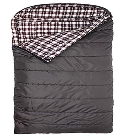 double sleeping bag | wedding gifts for travel couples