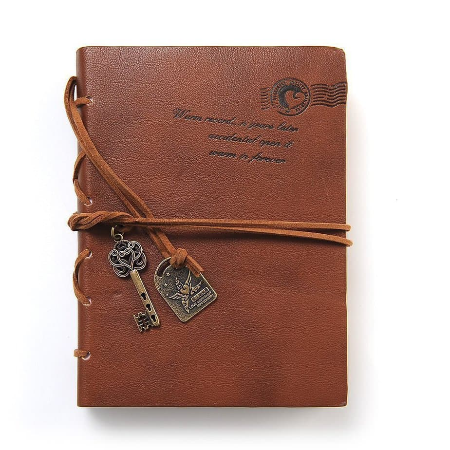 journal | wedding gifts for travel couples