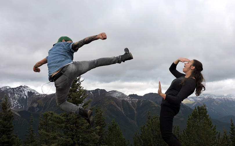 Banff National Park West Trek Tours