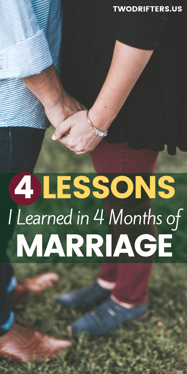 newlywed lessons learned about marriage