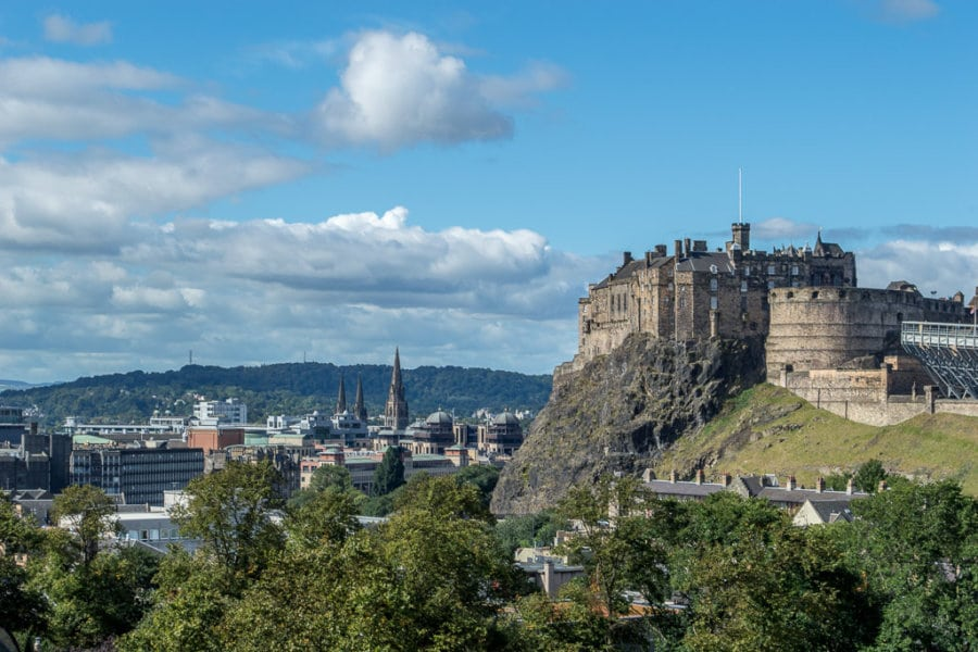 free things to do in Edinburgh - Edinburgh castle