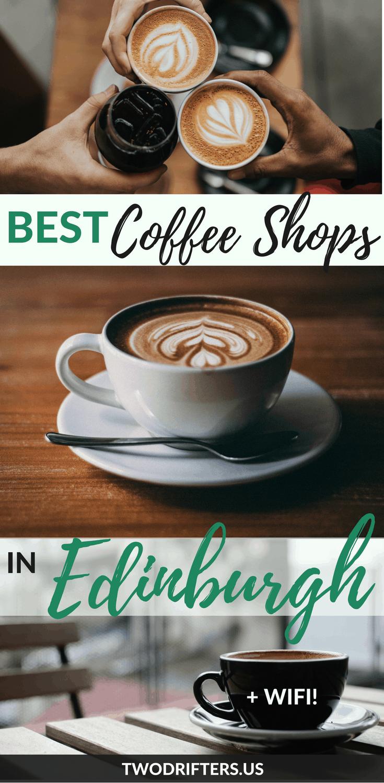 Best Coffee Shops In Stirling