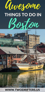 #newengland #travel #couplestrip Looking for the most romantic things to do in Boston? Boston is a city of culture, history, and yes: romance. Our couples guide shows you how to find it.