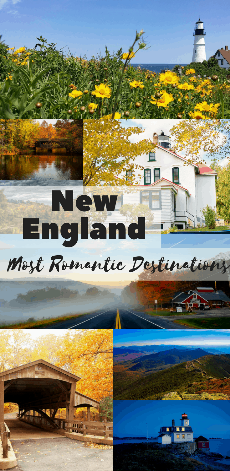 The best romantic getaways in new england for Romantic trips in the us