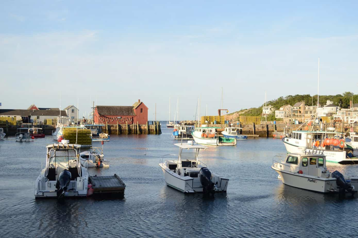 Boats on the water; Things to do in Rockport MA