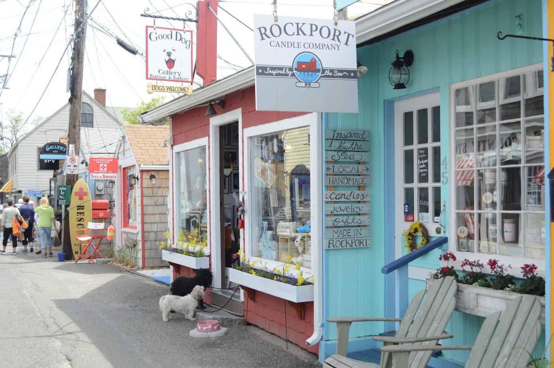 rockport ma shops
