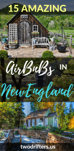 Groovy 20 Best Airbnbs In New England Treehouses Cabins Castles Download Free Architecture Designs Salvmadebymaigaardcom