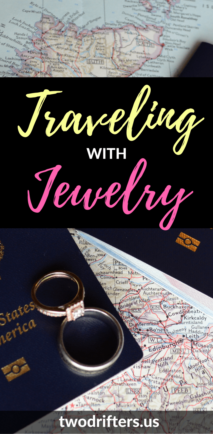 pack jewelry for traveling keeping jewelry safe