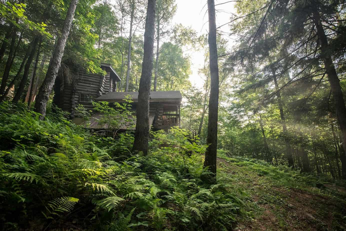 new england vacation rentals | airbnb vt cabin