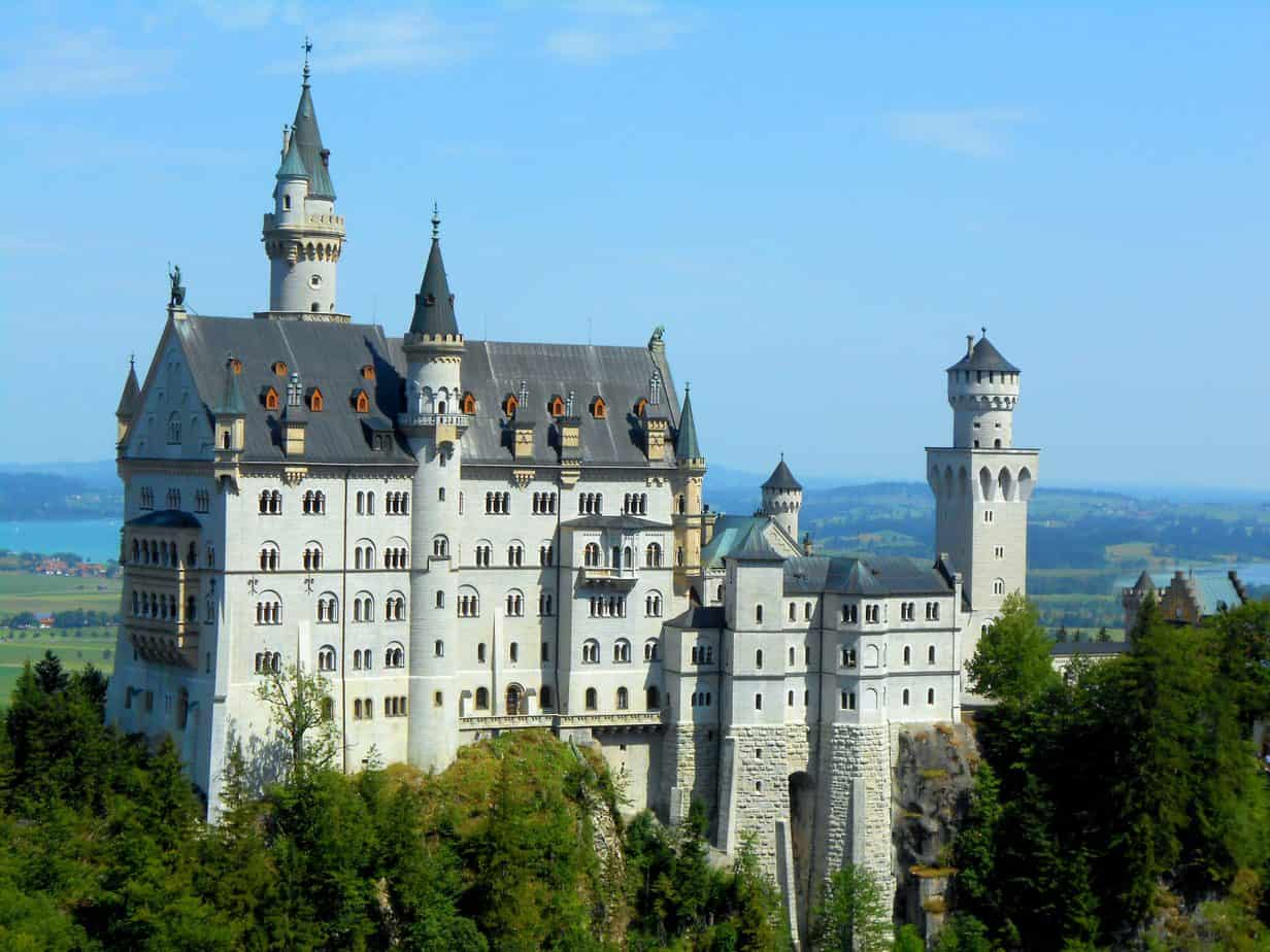 The Best Castles In Germany To Find Your Real Life Fairy Tale