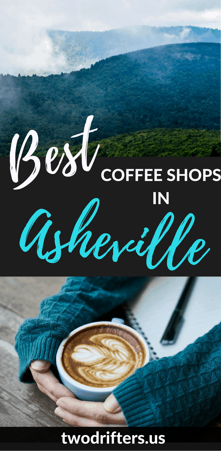 coffee shops in Asheville NC