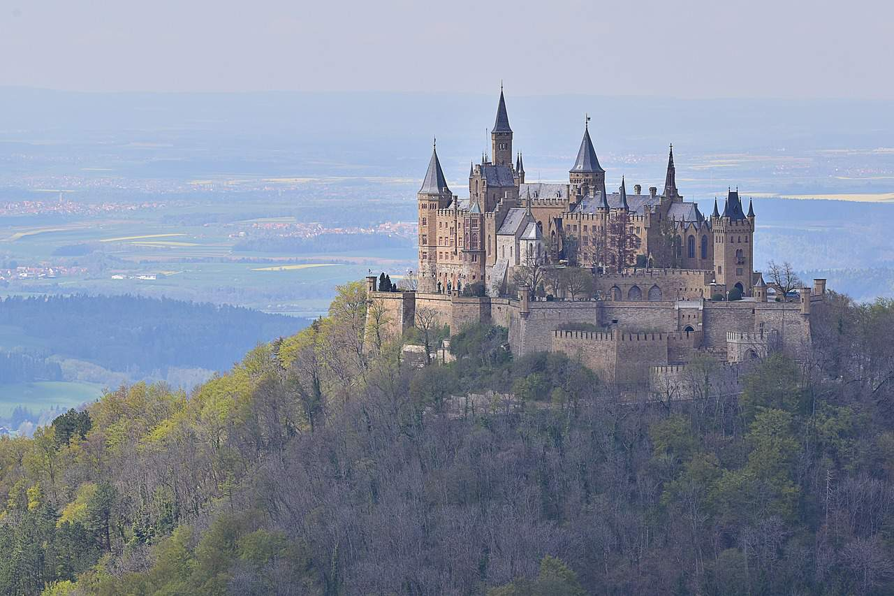 fairy tale castles of Germany