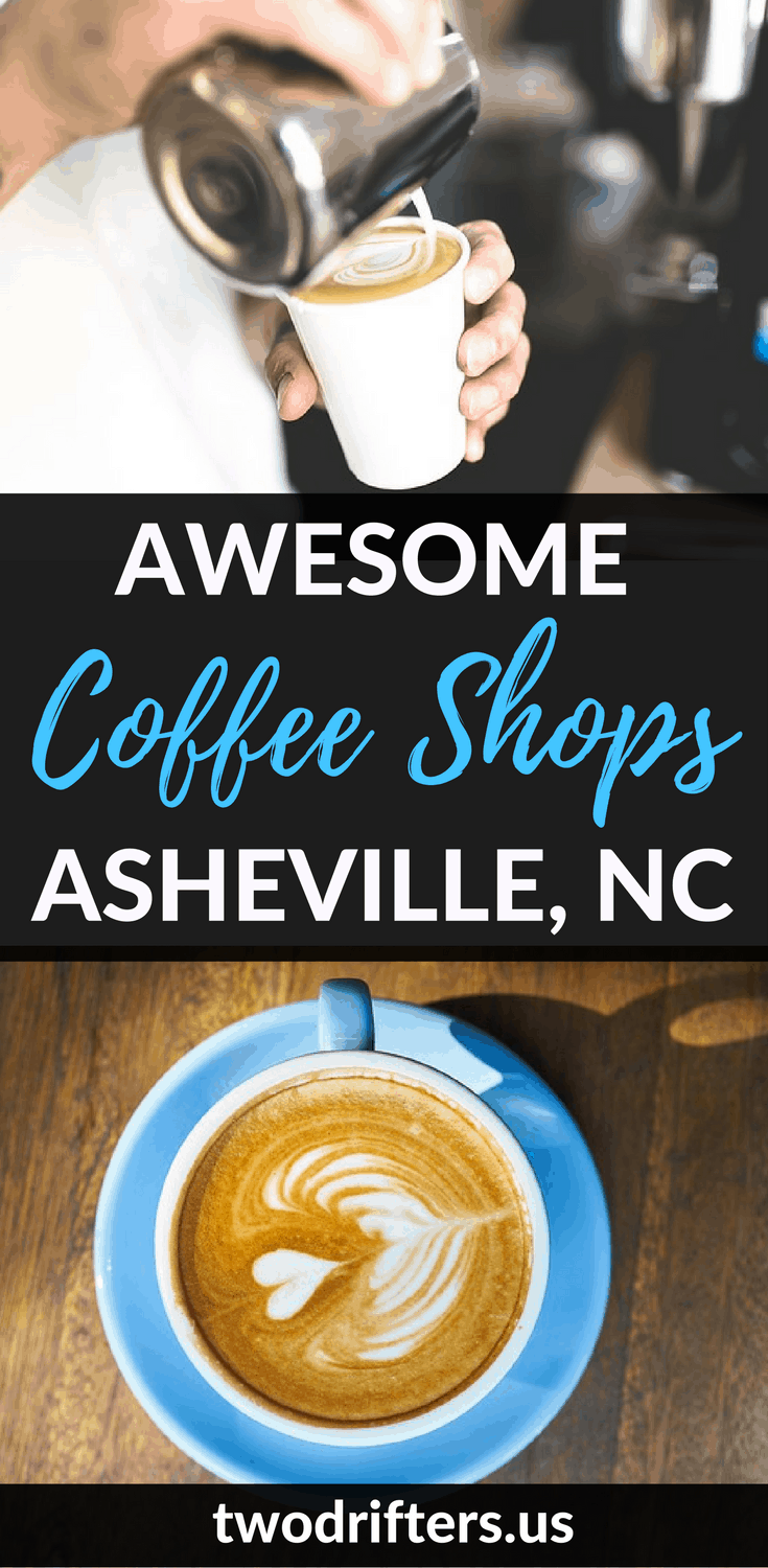 asheville NC coffee shops