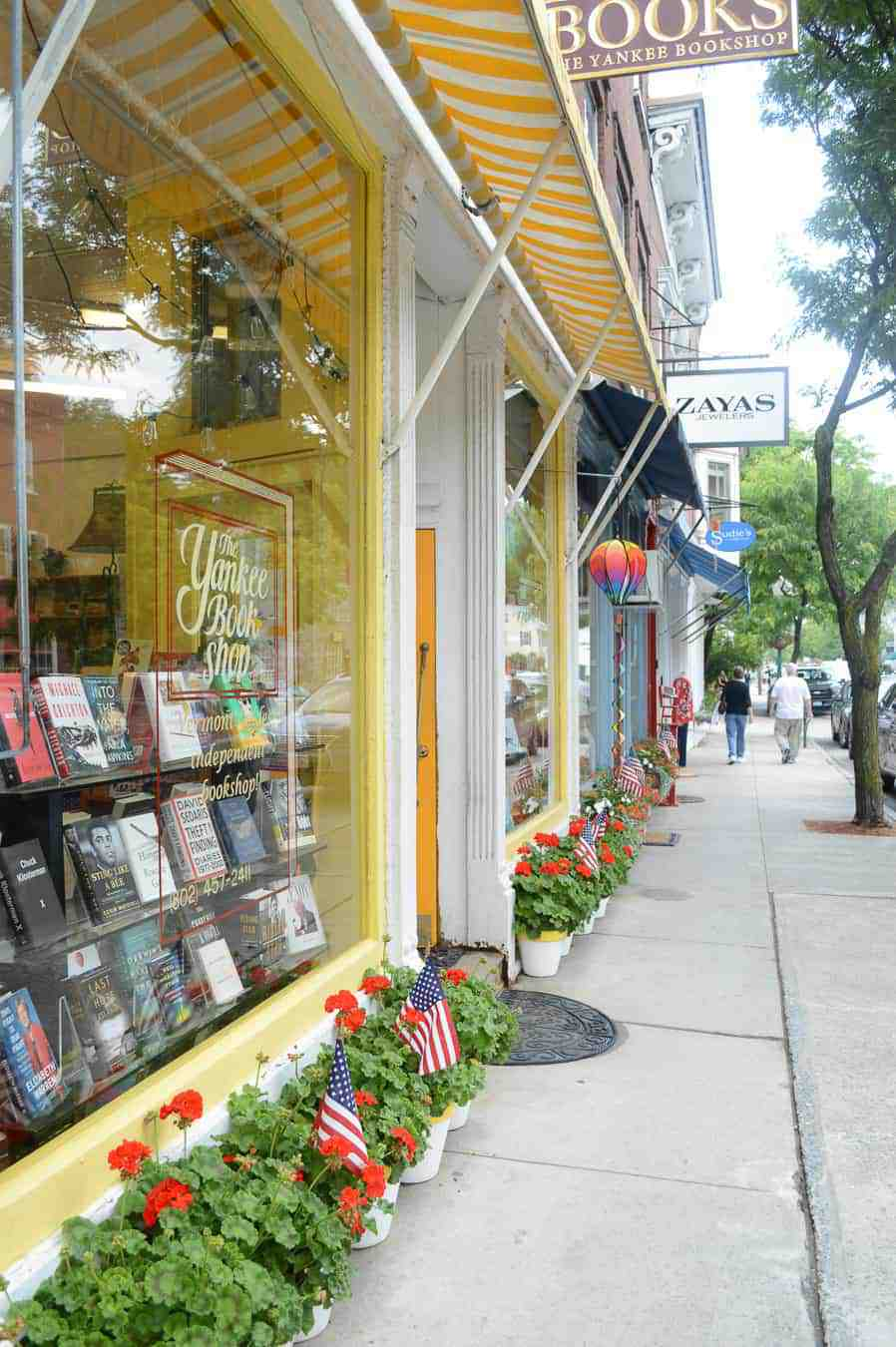 what to do in Woodstock VT