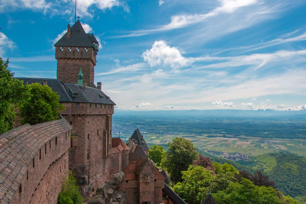 fairytale chateaux the best castles in france