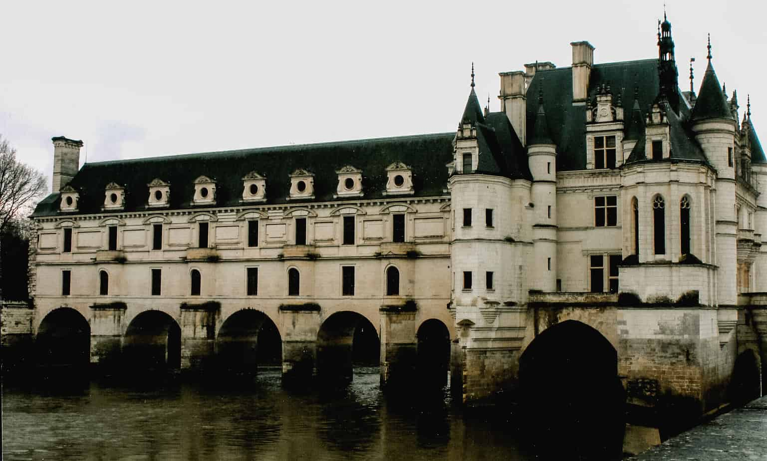 best castles in France - Chenonceau