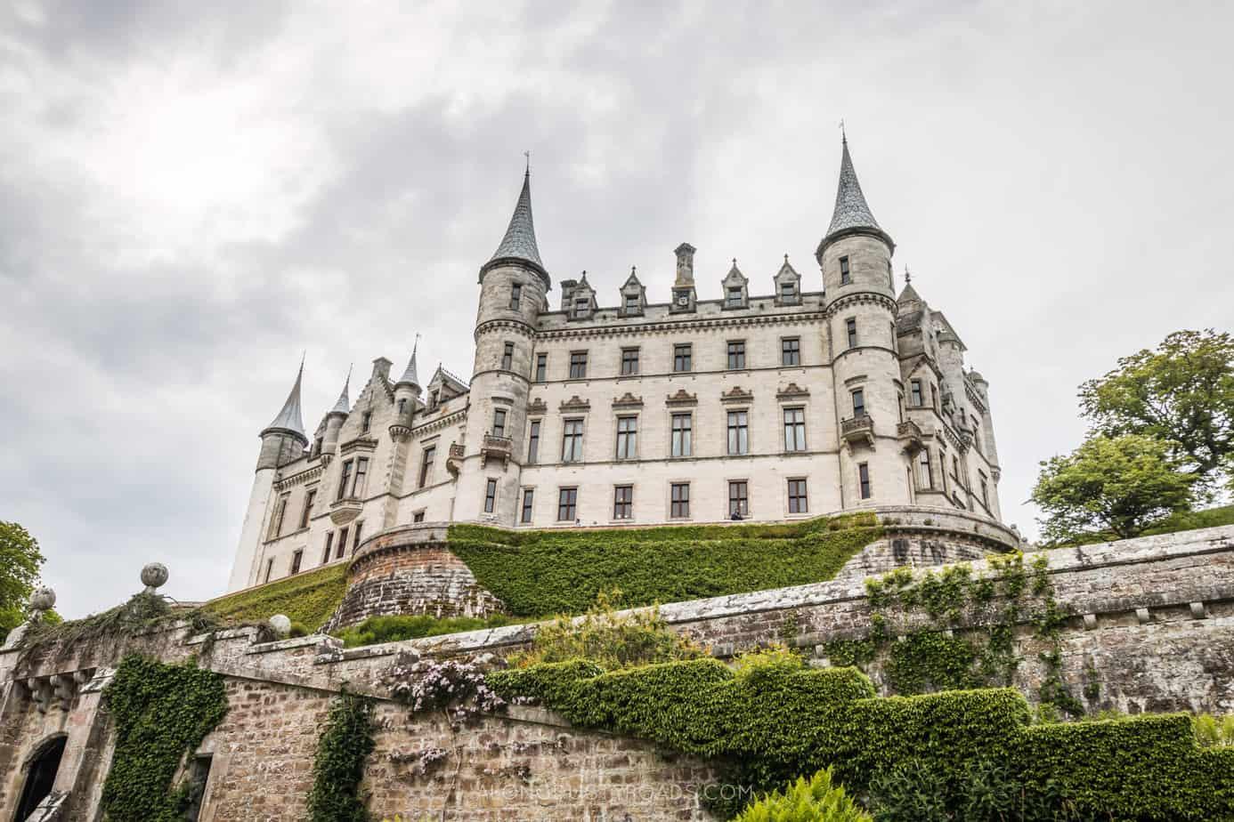 Scotland's best castles - Dunrobin