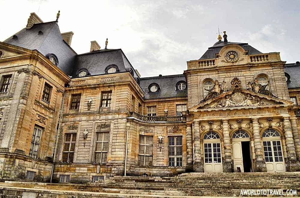 Chateau Vaux le Vicomte - France castles