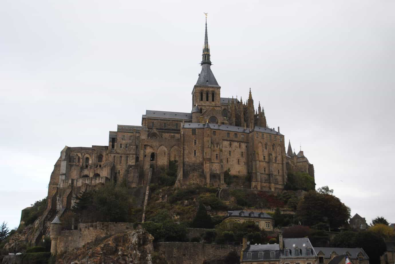 things to do in France - Mont St. Michel
