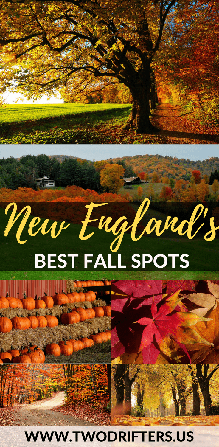 Fall in new england 8 destinations you must visit for Best fall destinations in the us