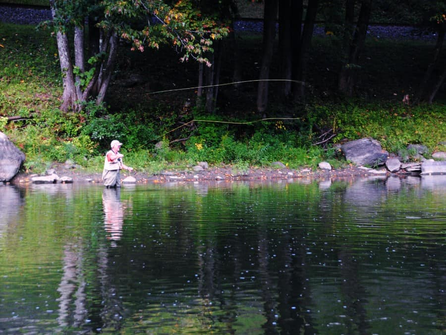 Top 10 things to do in connecticut 39 s litchfield hills for Best trout fishing in ct