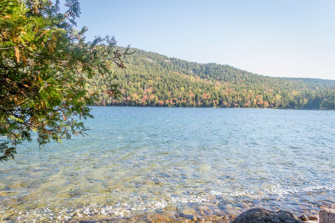 best places in acadia national park