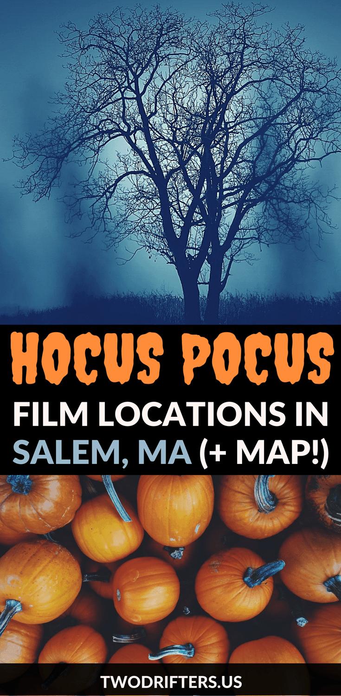 Hocus Pocus Filming Locations In Salem Massachusetts