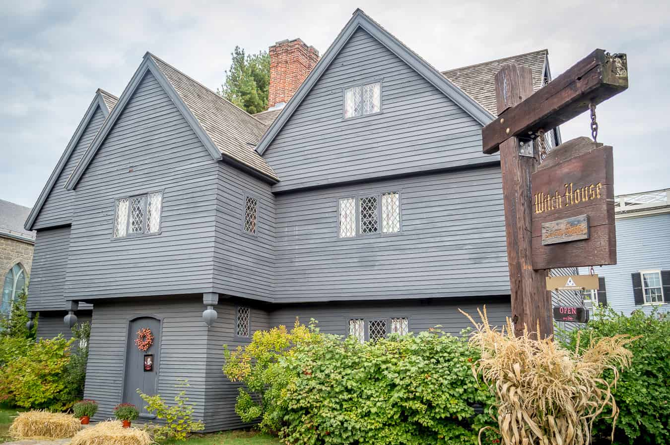 top things to do in salem - salem witch house