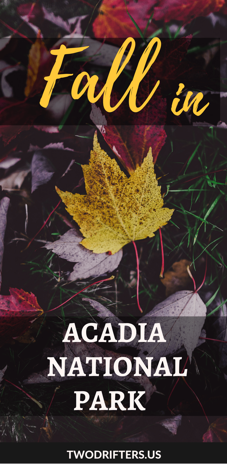 6 Fall Street Style Trends: 6 Reasons Fall Is The Best Time To Visit Acadia National Park