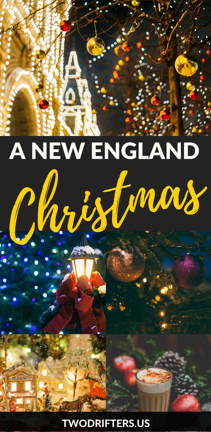 Christmas in New England: Top Destinations & Traditions