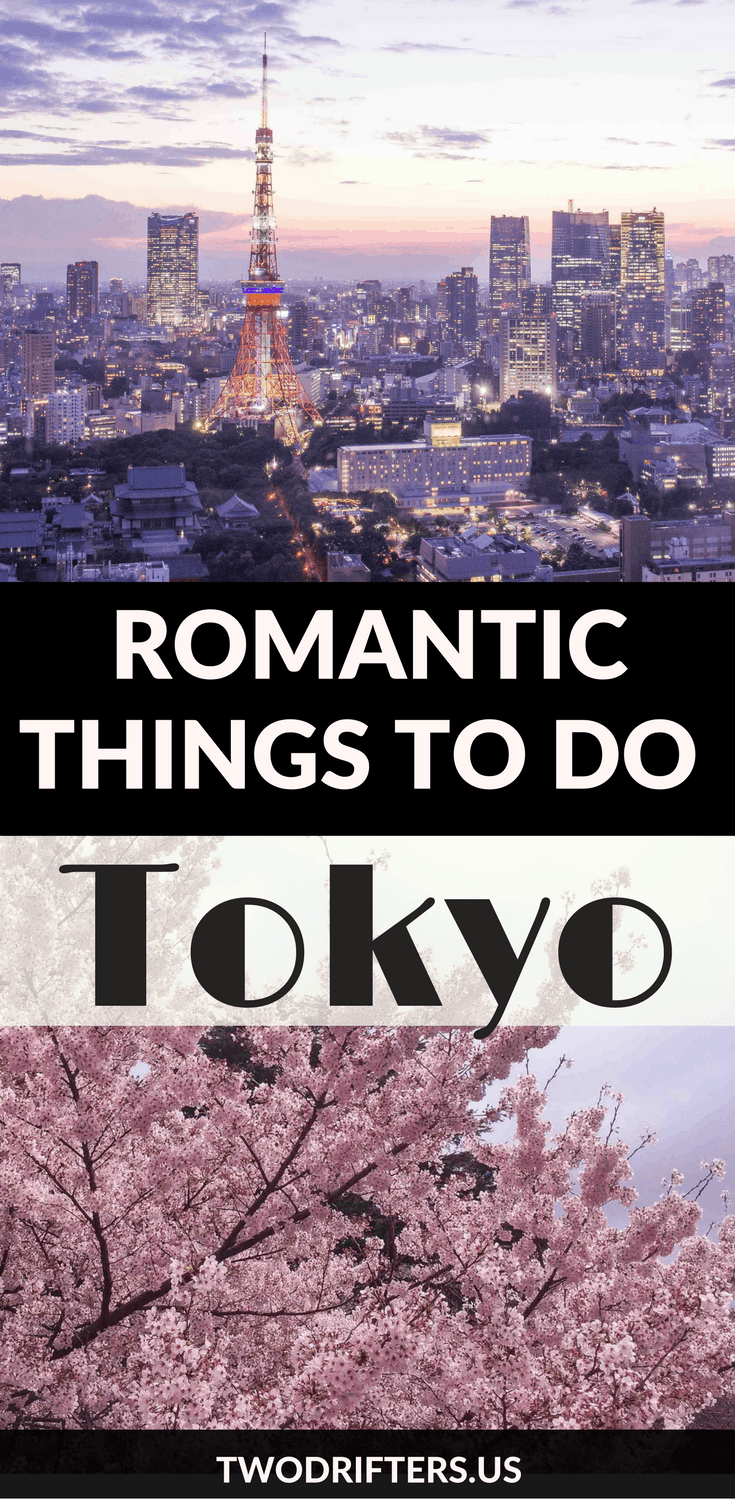 7 Romantic Things To Do In Tokyo