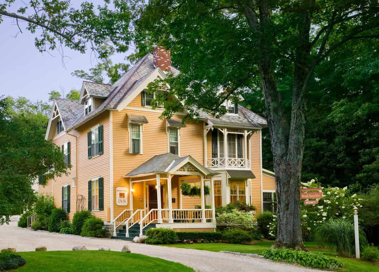 Massachusetts Bed & Breakfast Berkshires