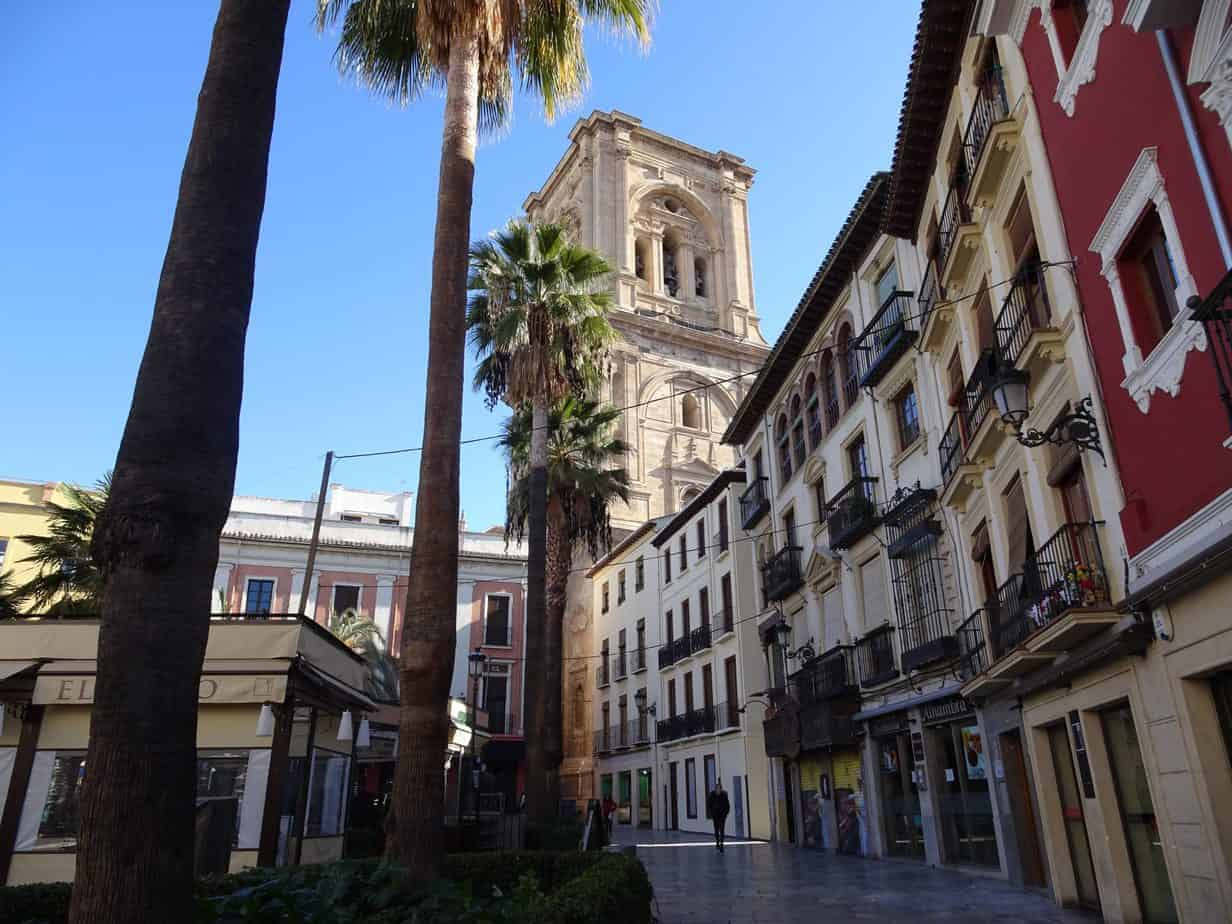 romantic things to do in Granada Spain - architecture
