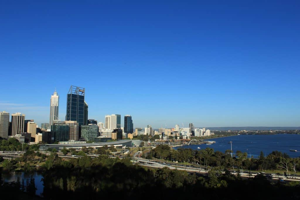 romantic things to do in western australia perth kings park views
