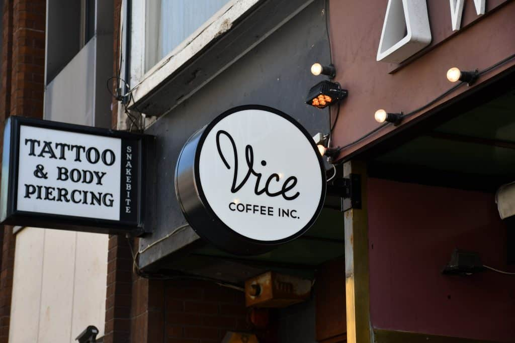 amazing dublin coffee shops - vice