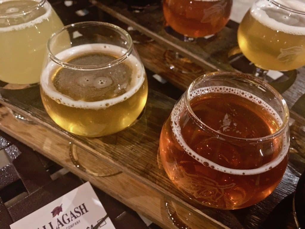 Massachusetts craft beers