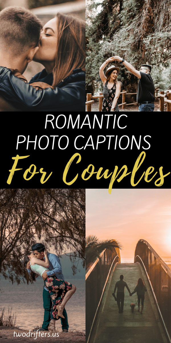 The 100 Most Romantic Instagram Captions For Couples