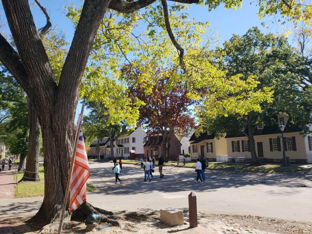 williamsburg virginia tourist attractions
