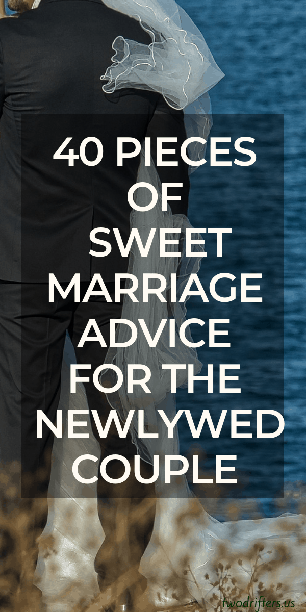 For marriage newlyweds quotes advice Funny Newlywed