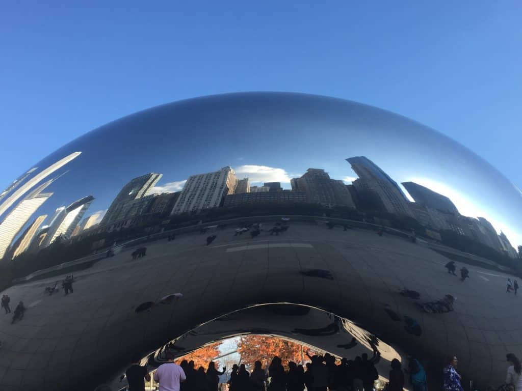 the bean in chicago - romantic getaways in chicago illinois