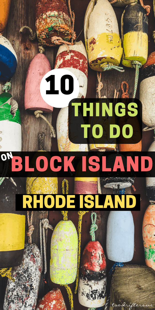 Block Island is Rhode Island's summer paradise, where you can relax and enjoy the New England coast. Check out these 10 top things to do on Block Island.