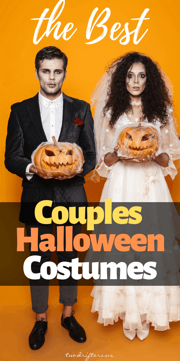 The Best Couples Halloween Costumes for 2020
