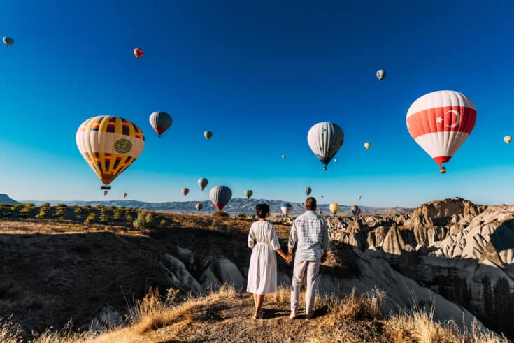 101 Bucket List Ideas for Couples: Adventurous + Romantic Things to Do