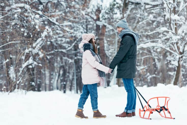 The Ultimate Winter Bucket List for Couples